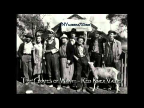 the grapes of wrath red river valley nyyankees722vids