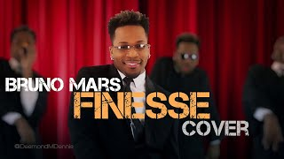 Download Lagu Bruno Mars - Finesse (Desmond Dennis Cover) Gratis STAFABAND