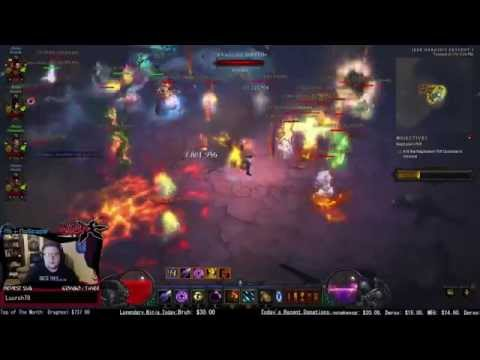 Crazy Goblin Rifts in Patch 2.1.2 - Diablo 3 Reaper of Souls