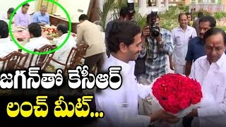 TS CM KCR And KTR Visits AP CM YS Jaganand#39;s House, Invites For Kaleshwaram Project Launch | TTM