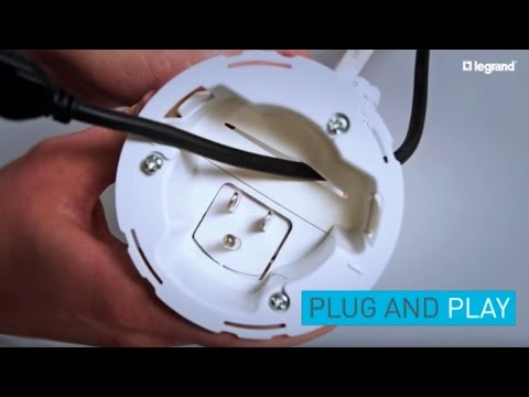 Wiremold: How to Install the Flat Screen TV Cord & Cable Power Kit - CMK70