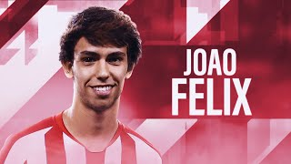 Joao Felix 2019 - Goals & Assist for Atletico Madrid