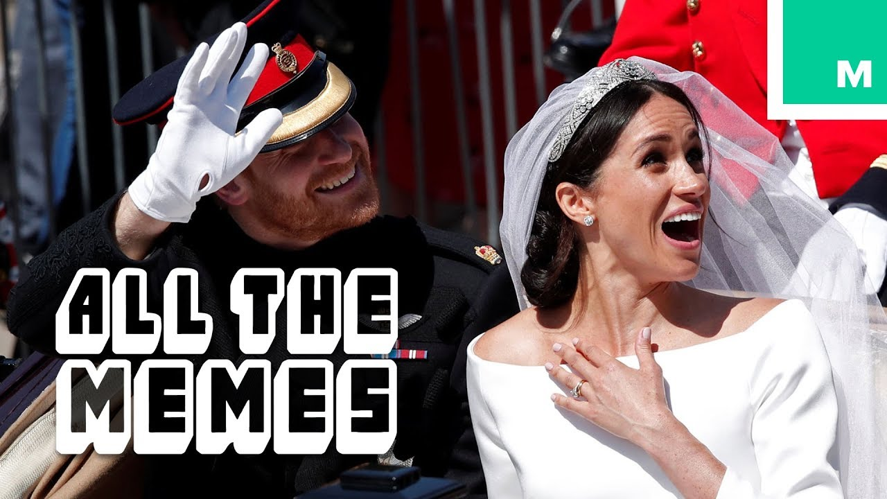 The Royal Wedding - All The Memes