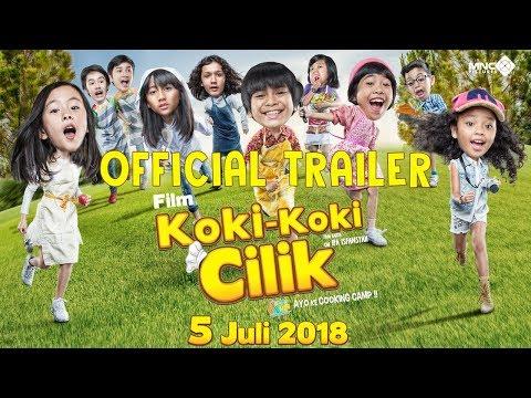 OFFICIAL TRAILER FILM KOKI-KOKI CILIK | 5 JULI 2018 DI BIOSKOP