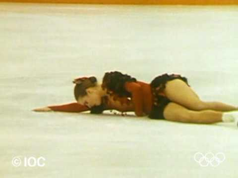 Katharina Witt Calgary 1988 Gold