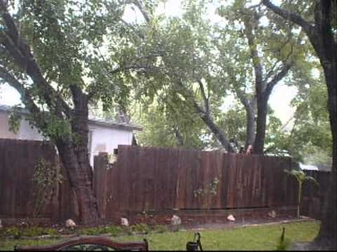 Tropical Storm Hermine hits San Antonio, TX