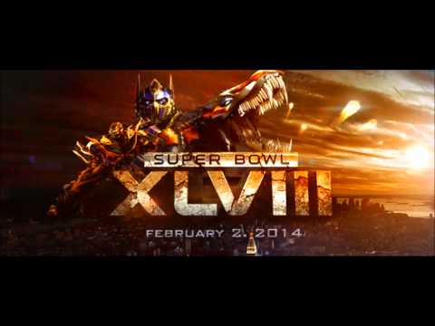 Transformers : Age of Extinction  Super Bowl 2014