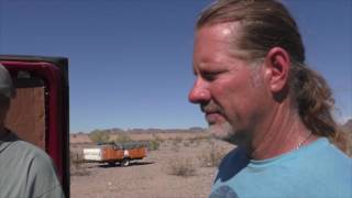 How does a retired man live in a Van Ford Econoline E-150 High Top