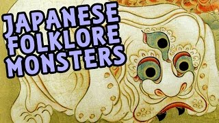 Five Japanese Folklore Monsters