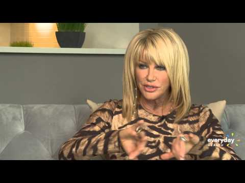 Suzanne Somers On Her Anti-Aging 'Bombshell'