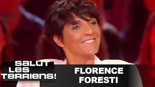 """Florence Foresti : L'interview """"La Haine"""" - SALUT LES TERRIENS - 04/03/2017"""