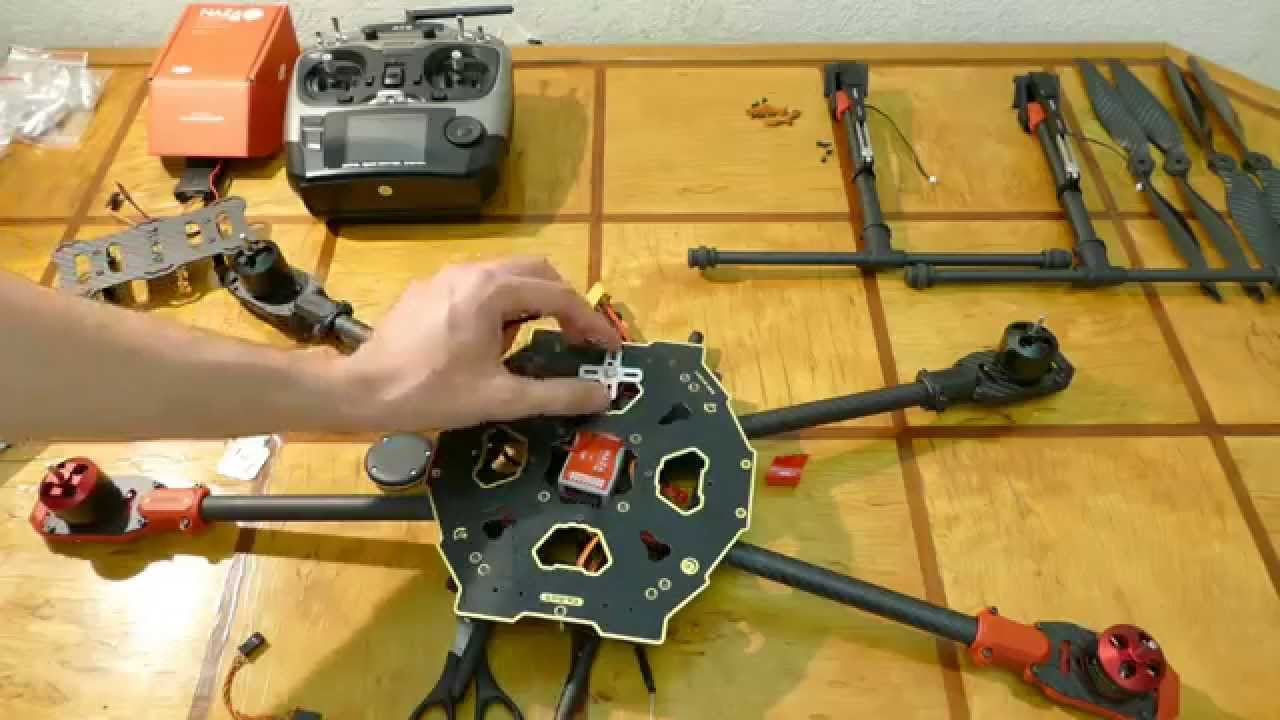 Квадрокоптер своими руками пошаговая сборка на раме