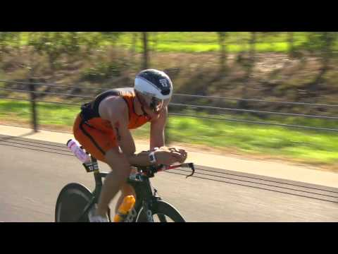 2015 IRONMAN Asia-Pacific Melbourne Bike Highlights
