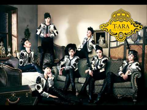 T-ara - Why are you being like this (Audio)