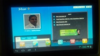 Aakash tablet launched on 11/11/12