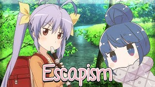 Escapism in Anime