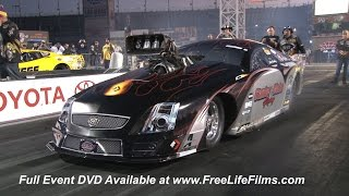 WORLDS FASTEST DOORSLAMMER - 274.83MPH at SCSN Vegas!!!