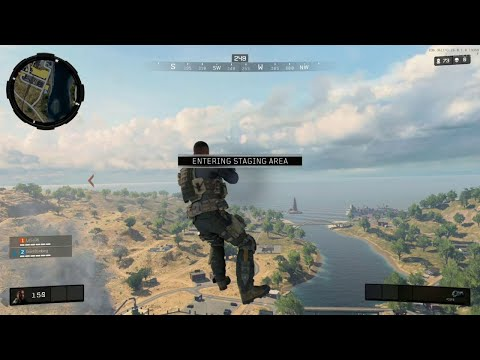 Call of Duty: Black Ops 4 Blackout BETA: Unfinished 09/11/2018