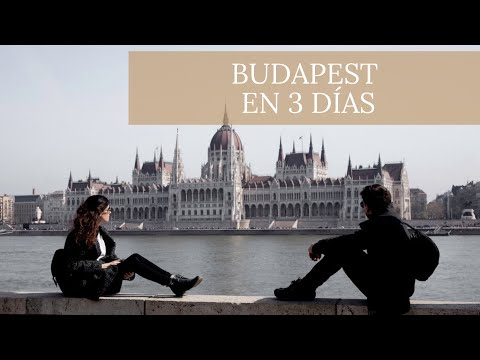 VLOG   Budapest en 3 días