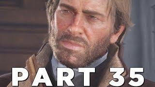 RED DEAD REDEMPTION 2 Walkthrough Gameplay Part 35 - FIRE FIELDS (RDR2)