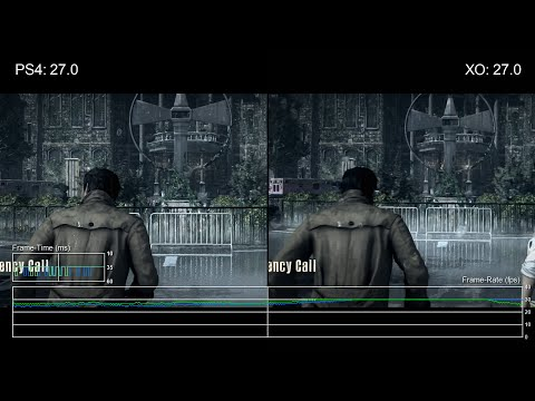 The Evil Within: PS4 vs Xbox One Frame-Rate Test