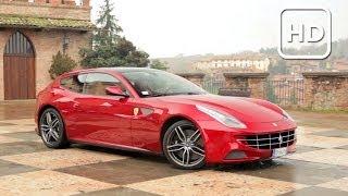 Ferrari FF, un mito diferente