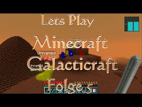 Lets Play Minecraft Galacticraft S4 #05 (70) Eine Mars Expetition (Full-HD)