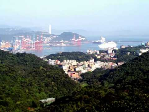 Azamara Quest enters Keelung port
