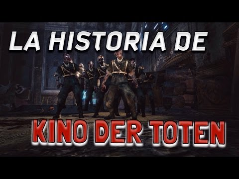 EP 5 La Historia de Kino Der Toten - El Teatro de los Malditos