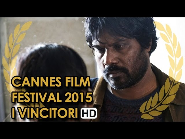 Cannes Film Festival 2015 - I Vincitori HD
