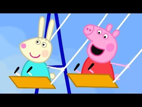 Peppa Pig Świnka Peppa Po Polsku | Świnka Peppa Na Placu Zabaw! | Bajki Po Polsku