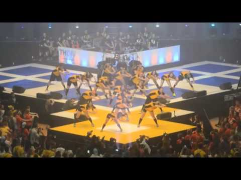 Thon 2015 First Line Dance video
