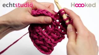 Echtstudio - Sterrensteek (star stitch)