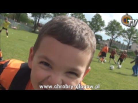 Trening 6-latków W Akademii Piłki Nożnej Chrobrego