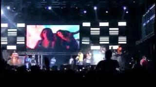 Amr Diab's Concert 2009, Marina, Egypt - Wayah # 2