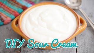 How to Make Sour Cream - Gemma's Bold Baking Basics Ep 21