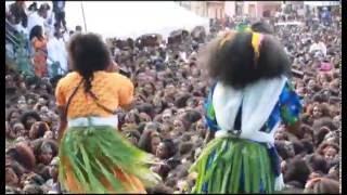 Ashenda festival 2008 Mekelle Tigray, Ethiopia