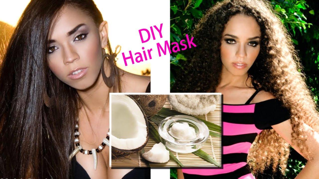 DIY Hair Mask for Hair Growth & Damaged Hair & My Top Hair ...