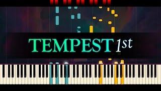 "Piano Sonata No. 17, ""Tempest"" (1st mvt) // BEETHOVEN"