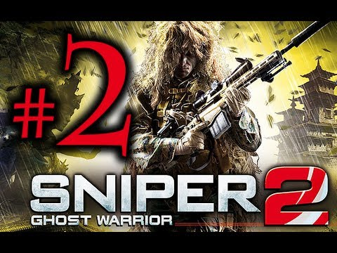 Sniper Ghost Warrior 2 Walkthrough Part 2 [1080p HD]
