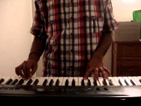 Ek Tu Hi Bharosa (Pukar) on Keyboard