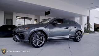 Urus 1 Year Service   Lamborghini Palm Beach