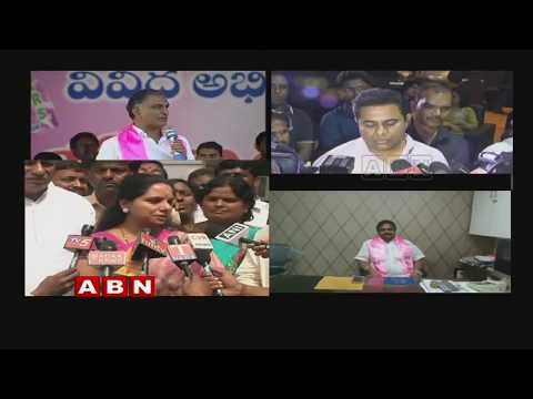 Political Heat in Sangareddy | TRS Leaders clash for MLA Seat | Inside
