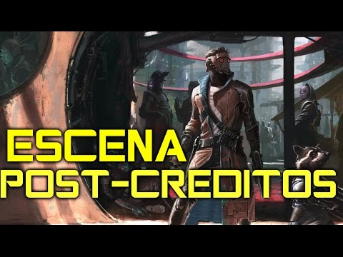 Guardianes de la Galaxia: ¡Escena Post-Creditos & Más!