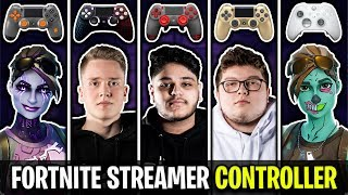 What Controller Fortnite Streamers Use (ISSA, AYDAN, KAMO, SWAY, EX)