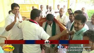 கழக வேட்பாளர்கள் அனல்பறக்கும் தேர்தல் பிரச்சாரம்