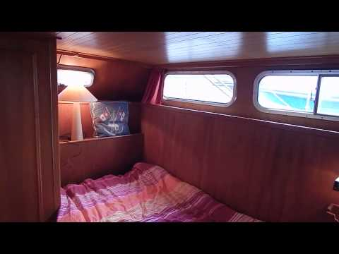 Dutch Steel River Cruiser PEDRO 12.40 - Boatshed.com - Boat Ref#204062