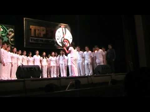 Trp 37 (2010) - Up Med Choir - Huling Awit (trp 36 Winner From Class 2012) video