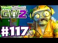 Plants vs. Zombies: Garden Warfare 2 - Gameplay Part 117 - Landscaper! (PC)