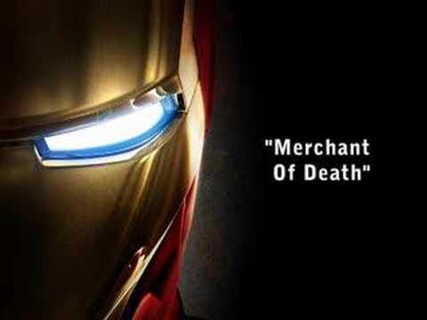 Iron Man OST - Merchant Of Death